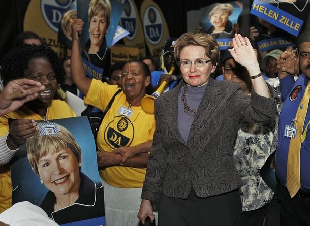 SAFRICA-POLITICS-OPPOSITION-ZILLE