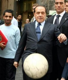 Italian President Kicks His Trial to Touch ?