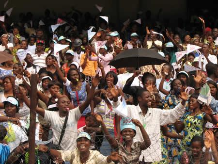 south africa singing umshini wami ?