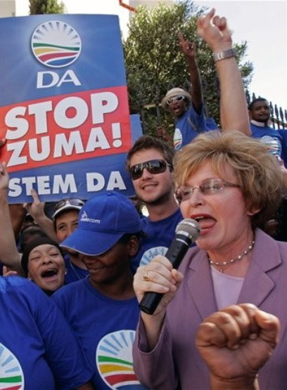 Helen Zille Wrong Choice