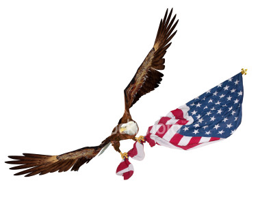 ist2_347570-eagle-holding-the-american-flag